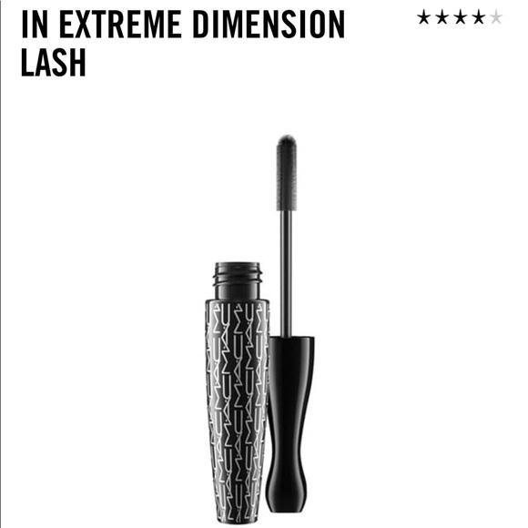 Cosmetics Lash MakeupIn Dimension Mascara Brand Mac Extreme l1FJcK
