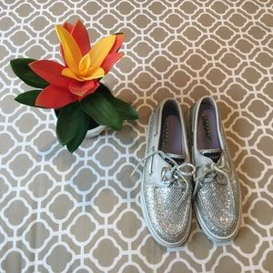 Sparkly Sperry!