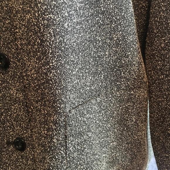 Sag Harbor Jackets & Coats - Sag Harbor 18W Women's Plus Suit Grey 2 pieces