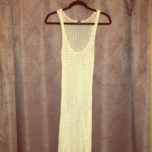 Windsor Crochet Cover-up/Maxi Dress