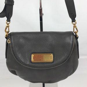 Marc Jacobs Classic Q Leather Shoulder Bag