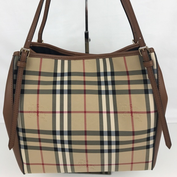 Burberry Handbags - Burberry Horseferry Small Canterbury Tote f7acd241ce843