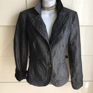 Small denim Rampage jacket new