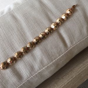 Kendra scott rose gold bracelet