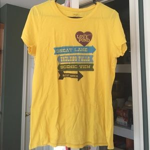 American Eagle graphic tee (XL)