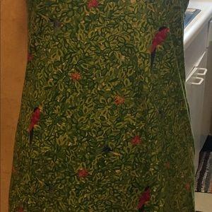 Roberta di Camerino/Italian made Hawaiian dress.