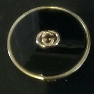 Gucci compact mirror