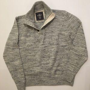 H&M LOGG Heathered Sweater