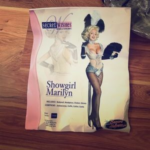 Showgirl Marilyn Costume