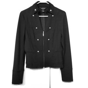 White House Black Market Military Jacket
