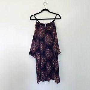 Andrea cold Shoulder Dress