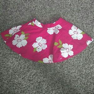 Floral Circle Skirt 🌺