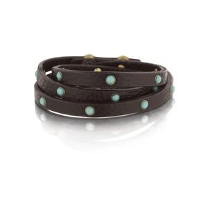 Chloe & Isabel Crystal Studded Multi-Wrap Bracelet