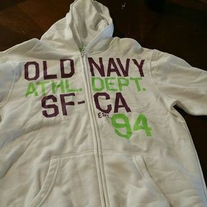 Old navy youth hoodie