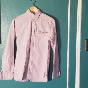 J. Crew Vintage Oxford Shirt