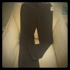 Pants - Chocolate brown slacks
