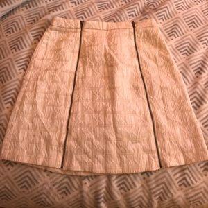 ✨Xhilaration✨ Double zippered mini skirt!