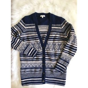 💎 madewell knitted cardigan 💎