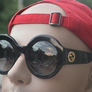 2017 Round Gucci Sunglasses