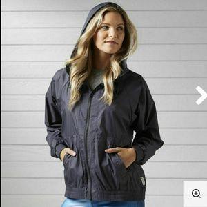 Oversized Woven Jacket