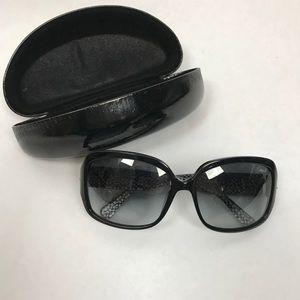 COACH black Scarlett S809 sunglasses!