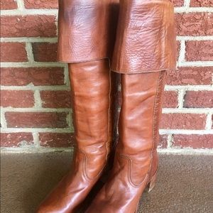 Vintage Frye Women's Riding Boots