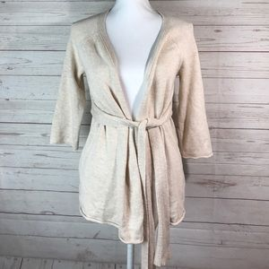 Old Navy Maternity Cardigan with tie around S