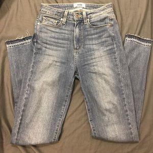Paige Margot Ankle Jeans Sz 26