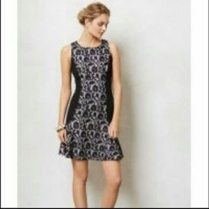 Maeve Anthropologie Sleeveless Lace Dress