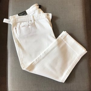 { Gap } Straight Crop Jeans // NWT!