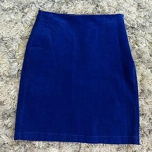 🖤GORGEOUS Royal Blue skirt! 🖤