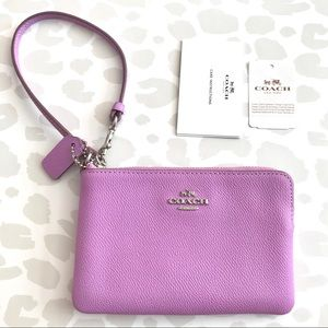 Coach Wristlet Card Pouch Wildflower Nordstrom