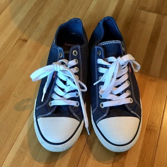 308d2283ed33 Levi s Shoes - 2 for  10🔥 Levi Converse-style Sneakers