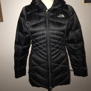 North Face 550 Jacket with Hood
