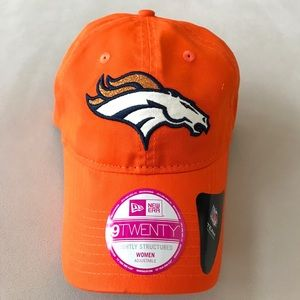 NWT Denver Broncos Women's Hat