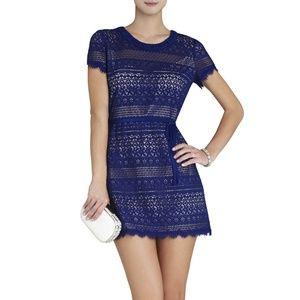 BCBG Darlita Lace Sheath Dress
