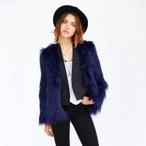 Ladakh X OU Margot Faux Fur Jacket