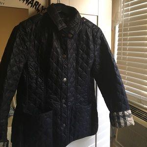 Burberry fall jacket
