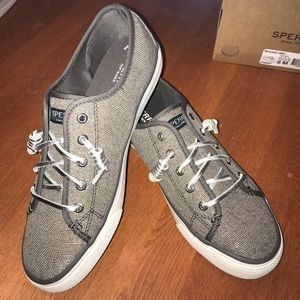 Women's Sperry Seacoast Canvas Sneakers