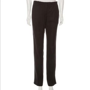 Isabel Marant Slim-Straight Silhouette Trousers