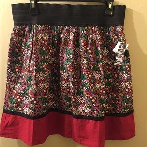 Fire Los Angeles Mini Skirt