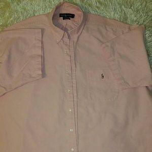 """👕RALPH LAUREN """"Big Shirt"""" Size XL"""
