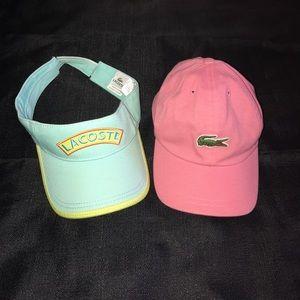 Lacoste Hat Bundle