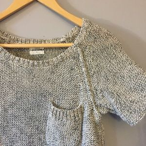 Wallace from Madewell Short Sleeve Sweater
