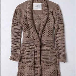 Angle of the North Cardigan
