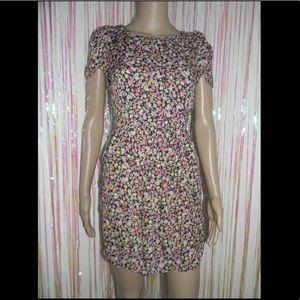 Lightweight Floral Dress 492