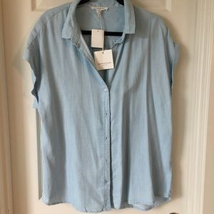 Beach Lunch Lounge chambray button up NORDSTROM