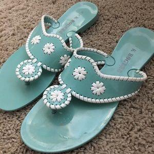 Waterproof Jack Rogers sandals