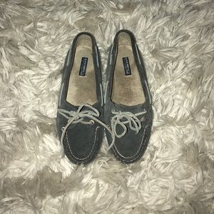 Sperry moccasin