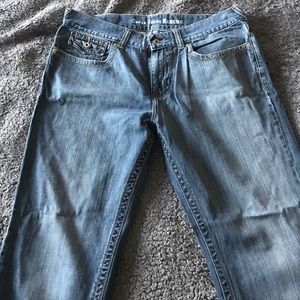 Guess jeans like new 38 32 rancho fit